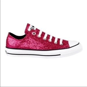 Chuck Taylor Sparkle Glitter All Star Low Top